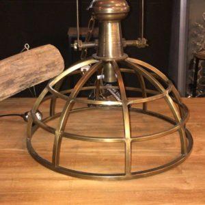Hanglamp Industrial Brons